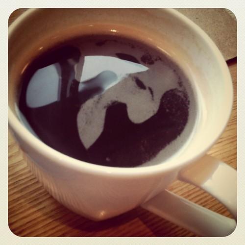 맛있는 커피향