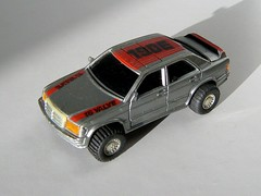 Supertoys Products - 'Pull Back and Let Go' Mercedes-Benz 190E (Kelvin64) Tags: cars car germany toy toys pull mercedes back model automobile go models hobby plastic vehicles german mercedesbenz vehicle products hobbies let automobiles pastime plastics germans 190e pastimes supertoys 190es