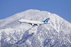 Boeing 747-8F N5017Q (jbp274) Tags: airport experimental airplanes cargo boeing 747 sanbernardino sbd ksbd