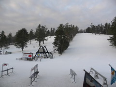 Jan. 1, 2011 - 12 Trails open, 9 Lifts Running, 5 Terrain Park Features (Nashoba Valley Ski Area) Tags: ski snowboarding skiing open ride celebration snowboard newyearseve newyears slopes skiarea balldrop nashoba nashobavalley snowreport nashobavalleyskiarea nashobaisopen