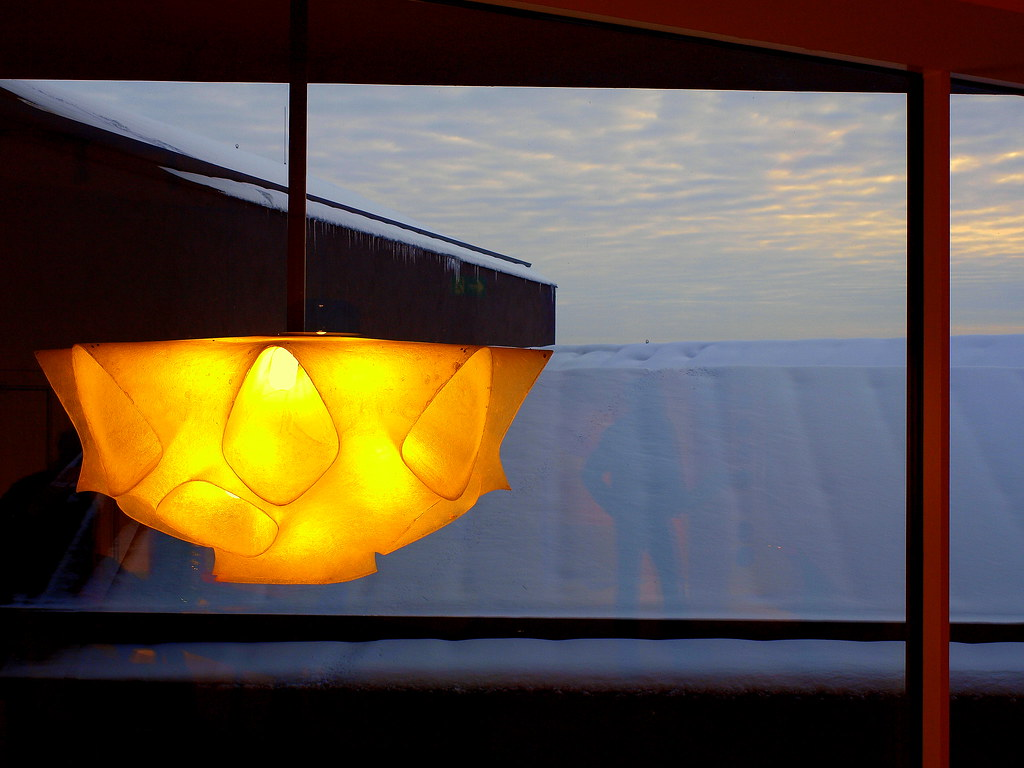 Vitrahaus  - Es werde Licht