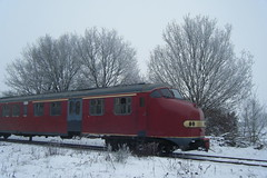 Plan U train (ronalddeponald) Tags: holland train rail historic planu yahoo:yourpictures=landscape