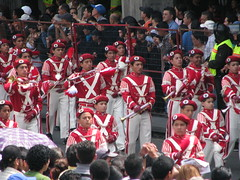 Festival of Quito Parade