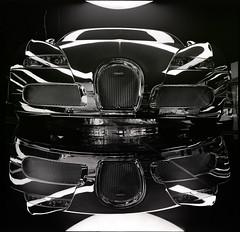 Veyron Straight On