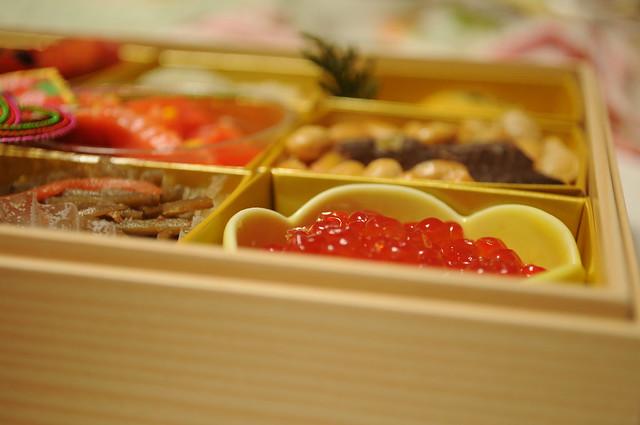 2011年おせち料理