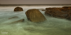 emerging (TLP images) Tags: ocean beach sand rocks headland windangisland timlashbrookphotography timlashbrookphotographycomau