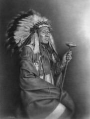 "Blackfoot Chief • <a style=""font-size:0.8em;"" href=""http://www.flickr.com/photos/71896843@N00/5319443316/"" target=""_blank"">View on Flickr</a>"