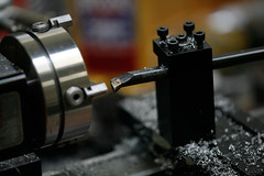 Lathe (DividedSky46) Tags: metal chuck 365 facing lathe sherline