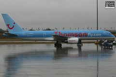 G-BYAH - 26966 - Thomson Airways - Boeing 757-204 - Luton - 060307 - Steven Gray - IMG_1200