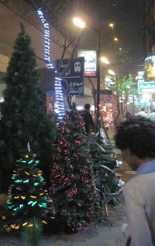 Christmas in Zamalek