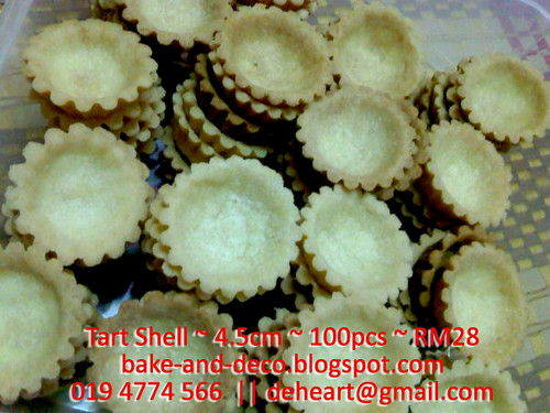 For Sale: Mini Tart Shell