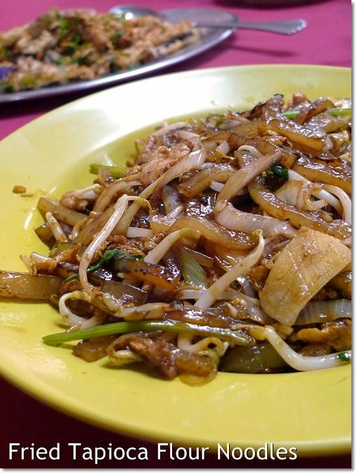 Tapioca Flour Noodles