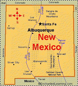 new-mexico-map