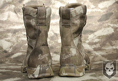 Danner All-Over Camo A-TACS Boots 02