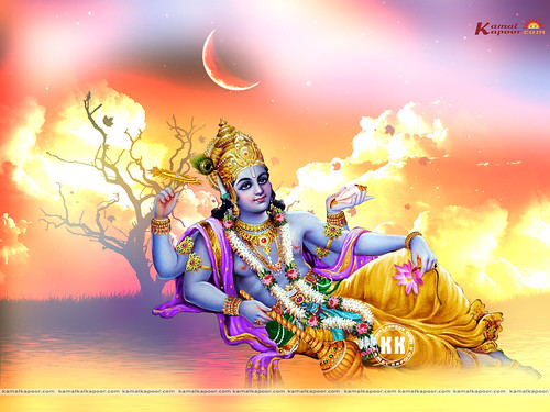 lord vishnu wallpapers. Free Vishnu Avtar Wallpapers