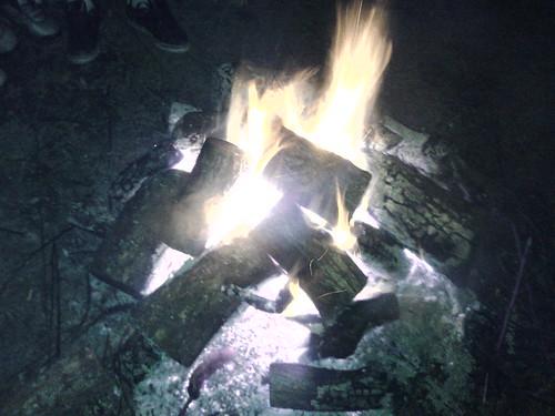 Бадниковиот оган во Волино