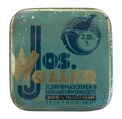 Farbbanddose Waller Josef