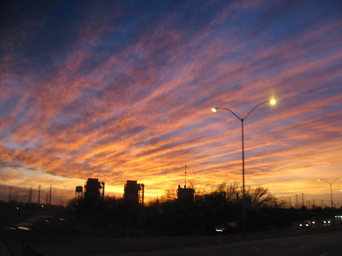 7 January Sunset 3