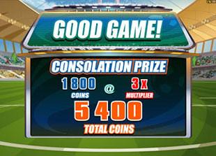 free Soccer Safari bonus game win
