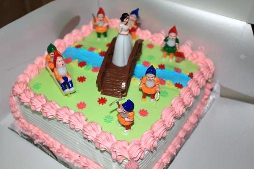 Mini pamuk prenses pastası