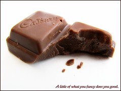 I believe...     *Explored* (jacknalfiesmum) Tags: happy little sweet good chocolate sugar explore believe fancy treat taste diet nibble binge goodforyou explored alittleofwhatyoufancydoesyougood macromondaysbelief