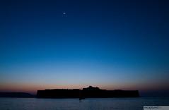 Ajinkya! (recaptured) Tags: sky moon water silhouette night sailboat evening boat twilight crescent tokina explore murud janjira arabiansea murudjanjira magicdonkey explored 1116mm janzira