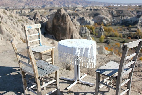Cafe Cappadocia, Turkey