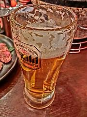 ビールグラス_HDRアート