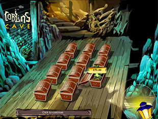 free Goblin's Cave slot bonus