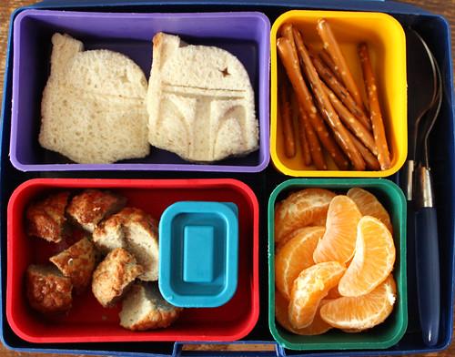 1st Grade Bento #407: January 11, 2011