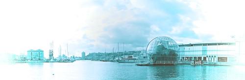 Acquario e Porto antico