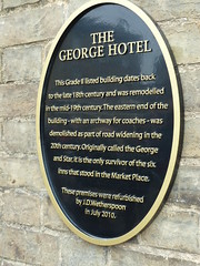 Photo of Black plaque number 5518