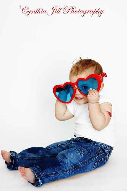 Viewing the World Through Heart-Shaped Glasses