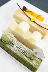 Individuels, Pâtisserie Sadaharu Aoki Paris, Shinjuku Isetan