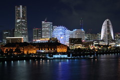 Night view of Yokohama / 横浜の夜景