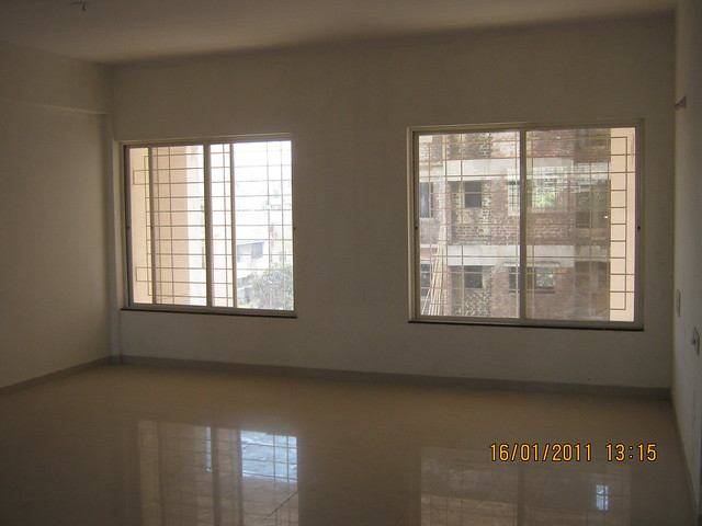 Large windows in Alliance BellAir - Ready Possession 2 BHK & 3 BHK Flats - in Ram Indu Park, Baner, Pune 411 045