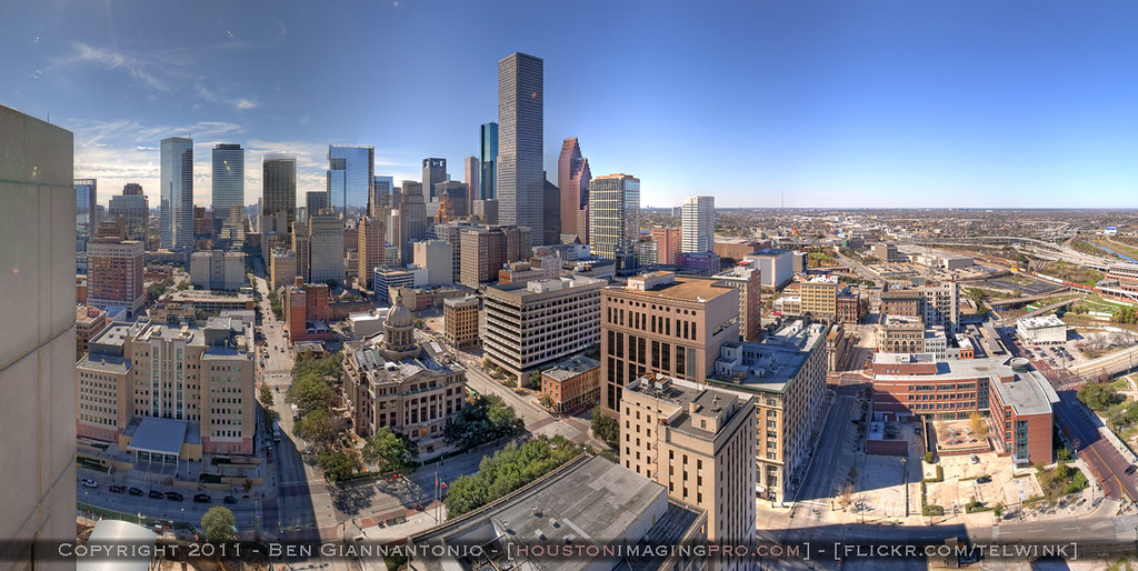 The Legal District, Downtown Houston