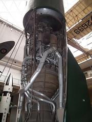V2 ROCKET ( COMBUSTION CHAMBER)_IWM LONDON (PSParrot) Tags: space rocket v2 lambeth imperialwarmuseum iwm v2rocket londonmuseums vengeanceweapon terrorweapon