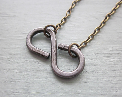 Tiny Infinity Necklace