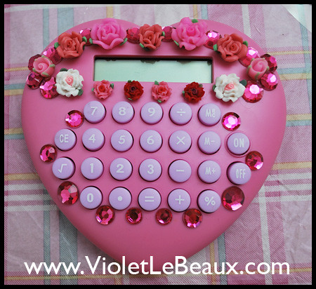 Calculator Deco