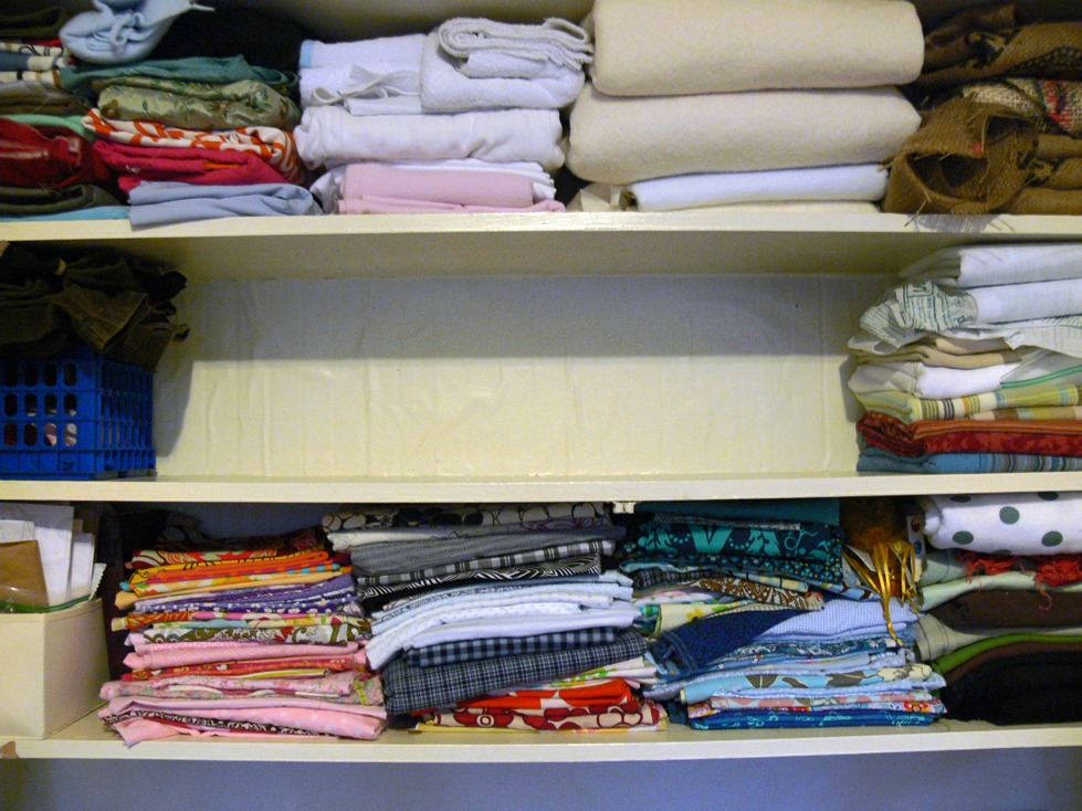 Jenny: Stash Reorganization
