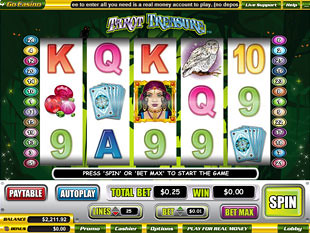 Tarot Treasure Slot™ Slot Machine Game to Play Free in WGSs Online Casinos
