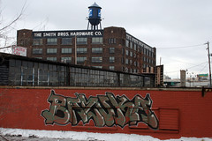 BAZUKA (Hahn Conkers) Tags: columbus ohio graffiti