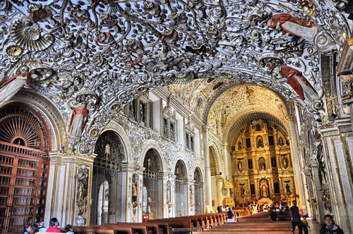 Catedral Santo Domingo, Oax. (38)