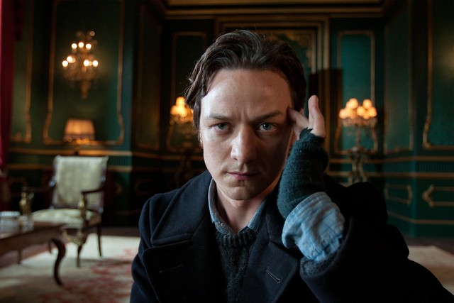 X-Men First Class Profesor Charles Xavier