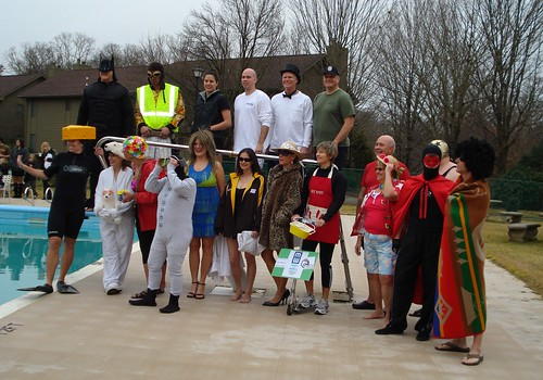 Polar Bear Plunge benefit for Meals on Wheels