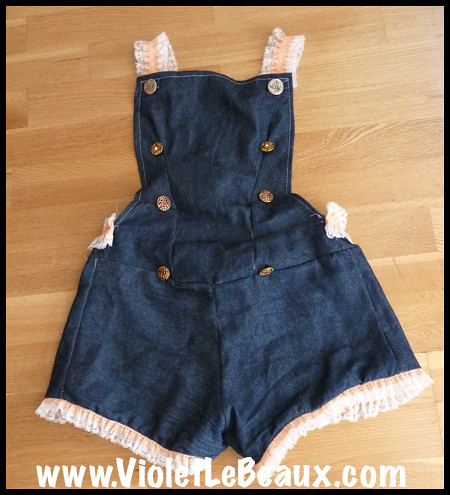 5374780198 ffb6e11d27 DIY Cute Overalls From Scratch Sewing Pattern