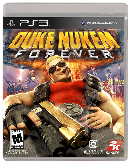 Duke Nukem Forever PlayStation 3 PS3
