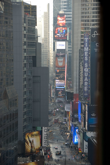 d9 times square morning after