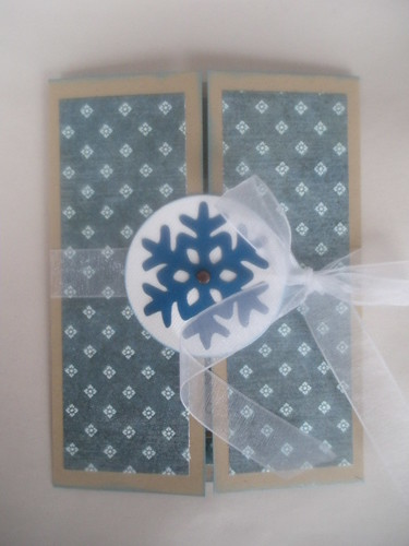 Snowfall ATC Gate Card